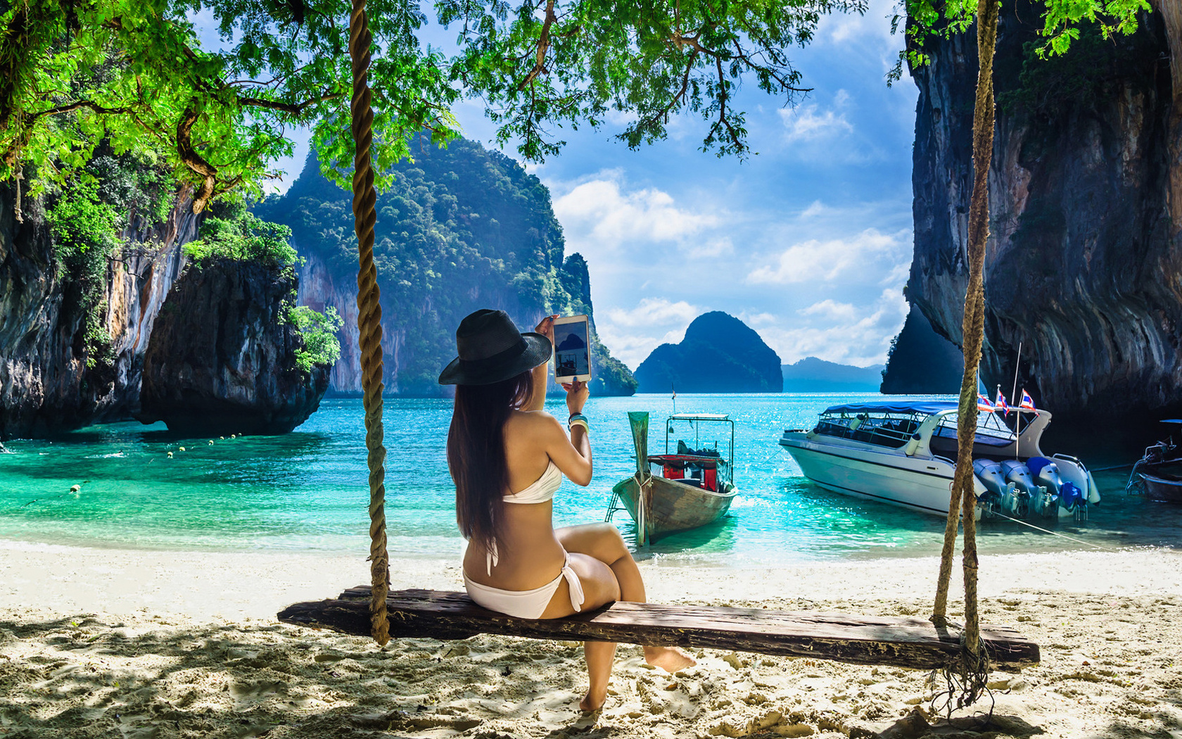 ТАИЛАНД INTOUCH TRAVEL